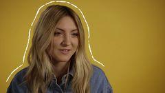 Introducing: Julia Michaels  (MTV Push Exclusive Interview)