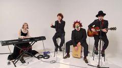 Sekai No Owari performs acoustic version of 'Dragon Night' | The MTV Show