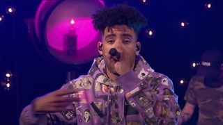 Kyle MTV Push Performance