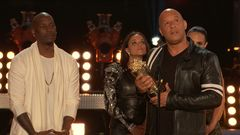 The Cast of 'Fast & Furious' Receive The Generation Award