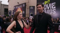 Red Carpet Report: Jeff Dye
