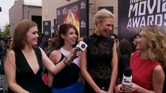Red Carpet Report: Jillian Rose Reed, Jessica Lu, and Desi Lydic
