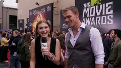 Red Carpet Report: Alan Ritchson