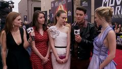 Red Carpet Report: Cast of 'Bling Ring'