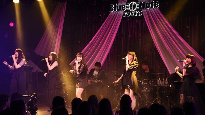 Mtv伝統のステージにlittle Glee Monsterが登場 Mtv Unplugged