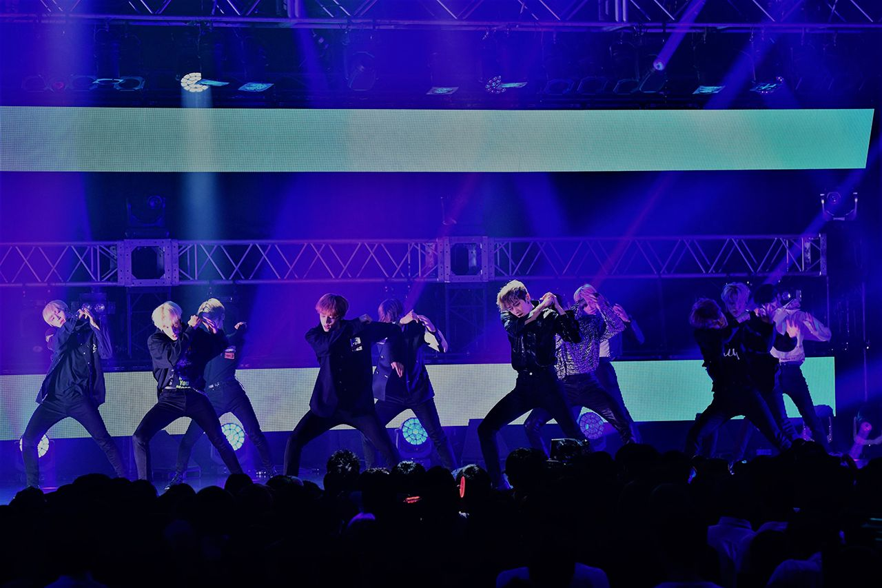 King Gnu ライブ写真