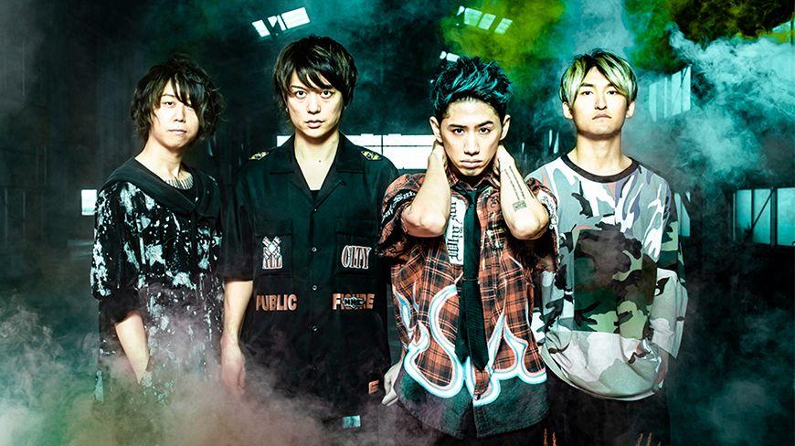 ONE OK ROCK アーティスト写真