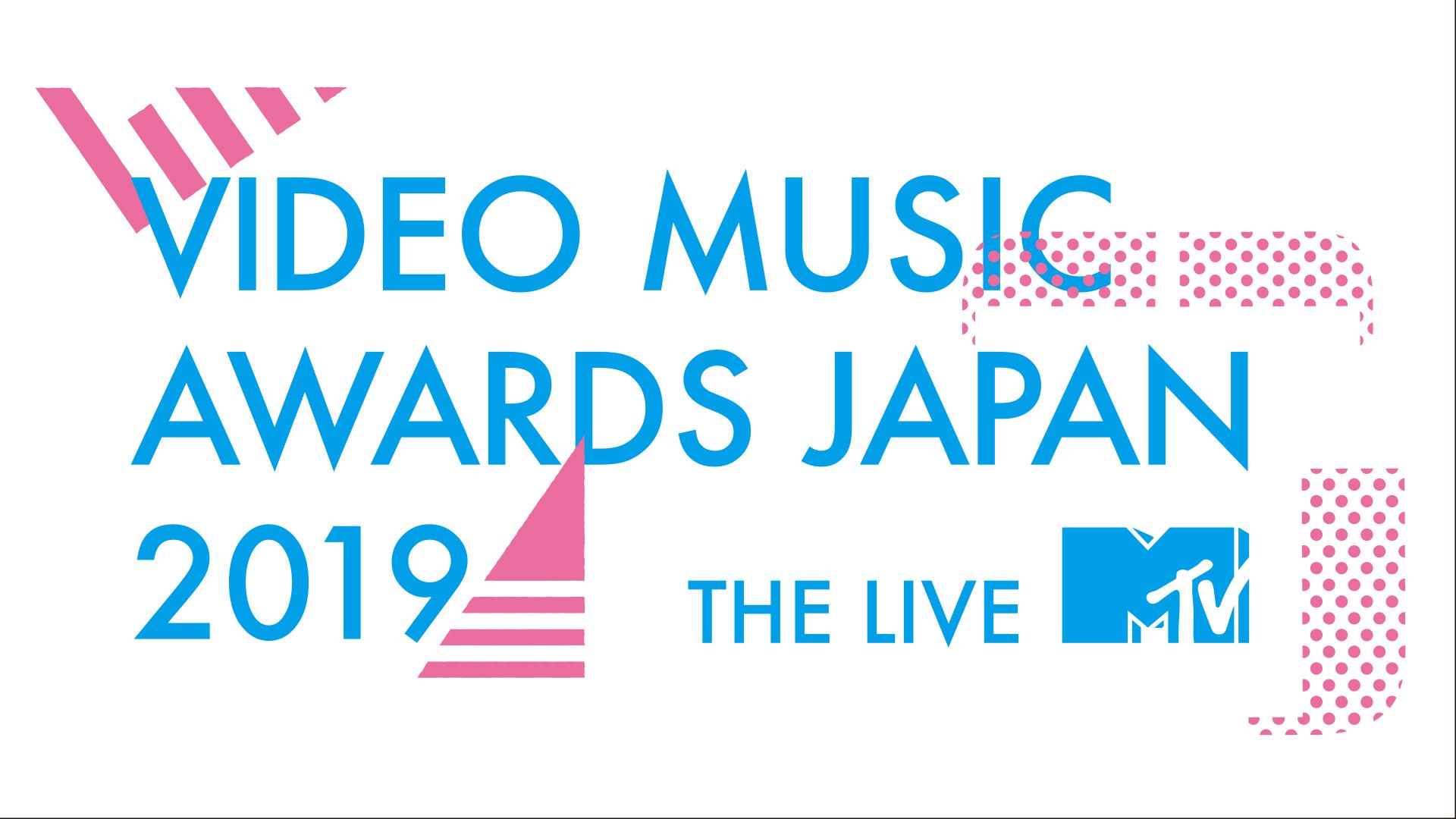 VMAJ 2019 -THE LIVE- メインヴィジュアル