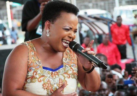 rebecca malope admits she doesn't understand her dr status | MTV South  Africa