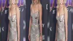 Scarlett Johansson: i look sul red carpet look